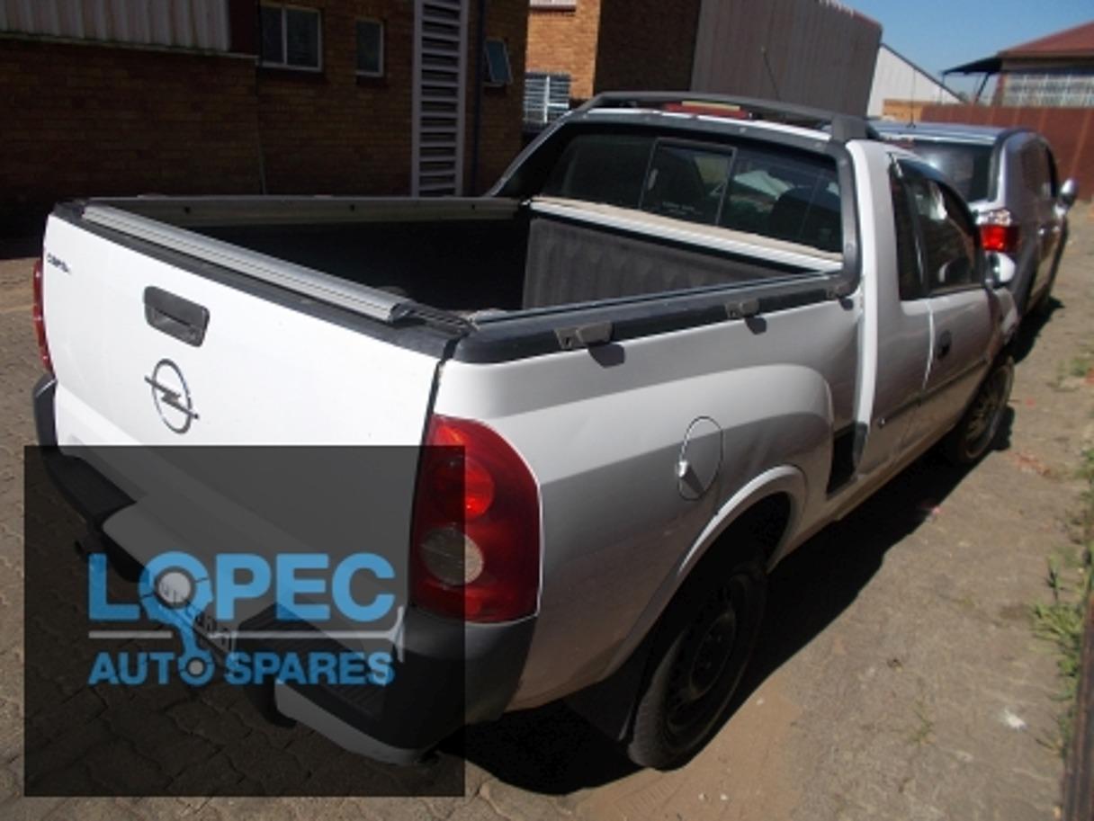 Opel Corsa Gamma Sidestep
