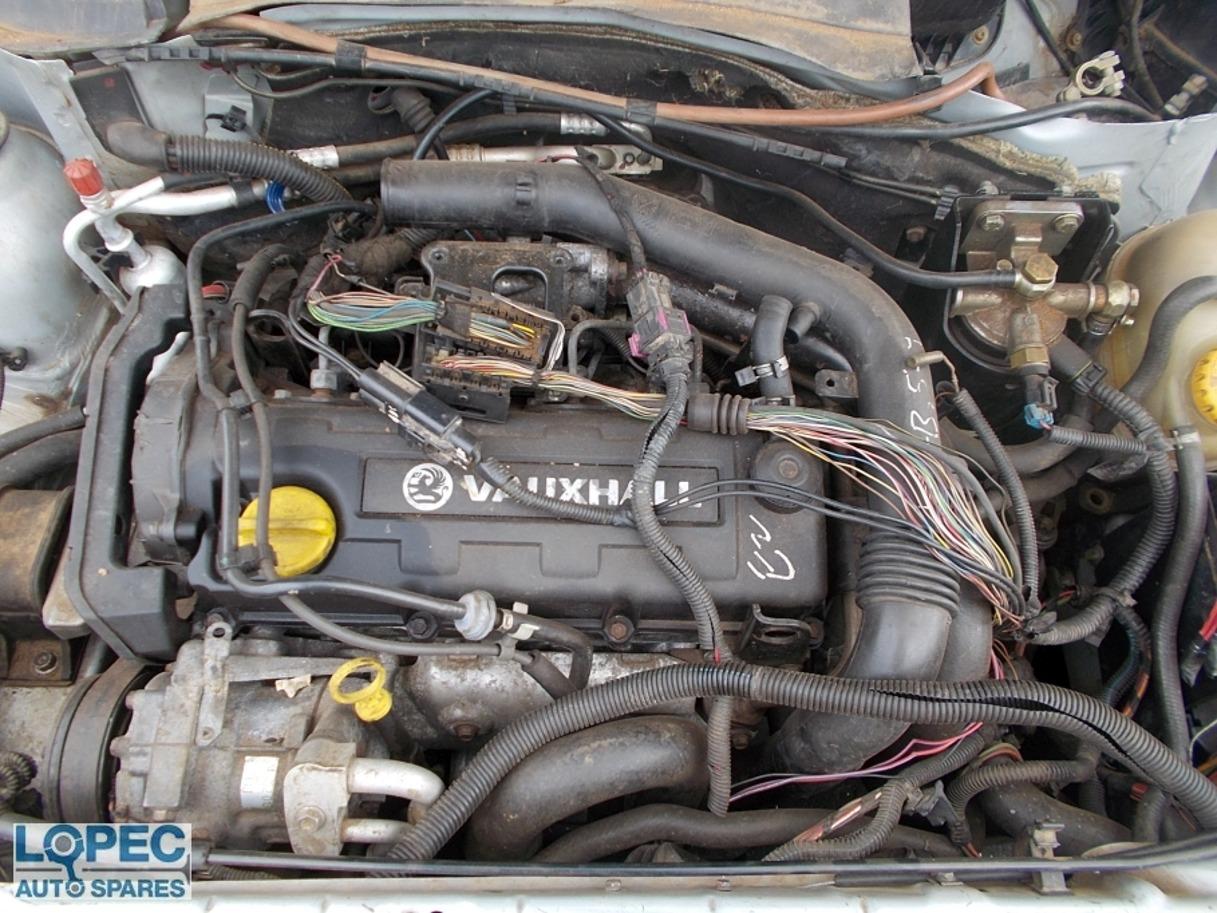 OPEL Corsa Gamma Sedan