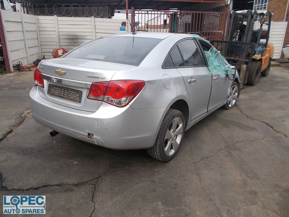 Chevrolet Cruze LT Diesel