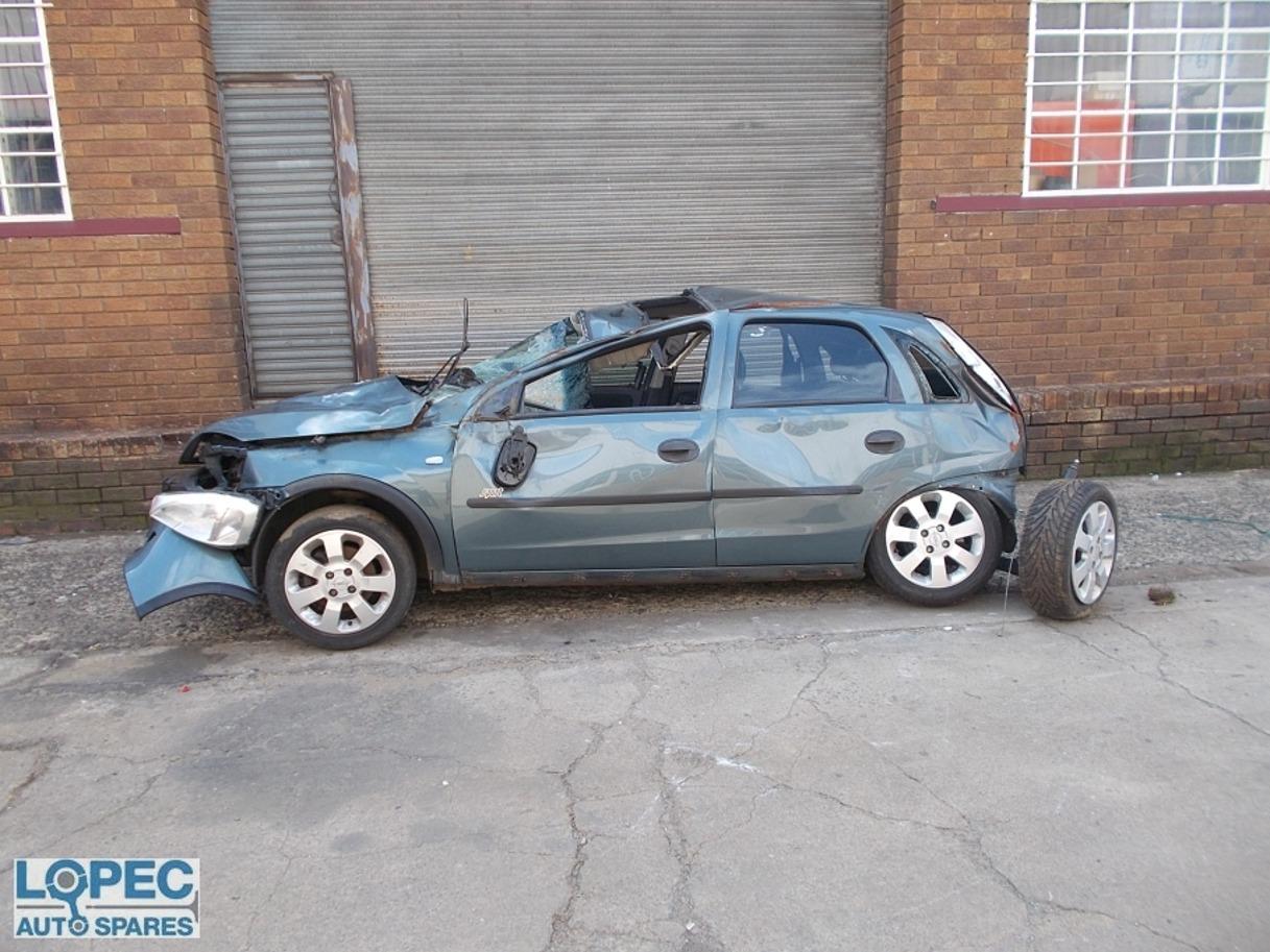 Opel Corsa Gamma Hatchback